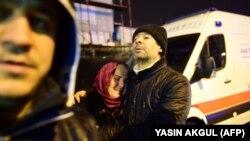 1-январга караган түнү Стамбулдагы Reina түнкү клубуна куралчан адам кол салып, андан 39 адам каза тапты.
