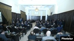 Կառավարության նիստ, 20 փետրվարի, 2020թ.