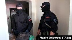 """Обыски в офисе """"Открытой России"""" в Москве"""