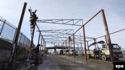 Përgatitja e infrastrukturës për zbatimin e marrëveshjes për Menaxhimin e Integruar të Kufirit.