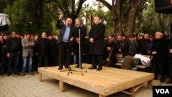 """""""Нам не нужна революция, но чтобы ее не допустить, нужна реформа политической системы"""", - считает Юрий Квициниа."""