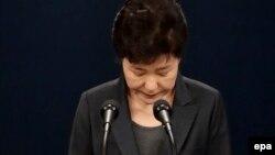 Колишня президент Південної Кореї Пак Кин Х'є у березні була усунута з посади через корупційний скандал