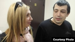 Равшан Раҳимовни калтакланган аҳволда адвокат Роза Магомедова топган