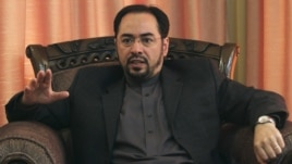 Afghanistan's top peace envoy Salahuddin Rabbani
