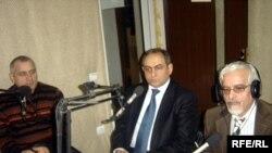 Bahəddin Həziyev, Rauf Zeyni və Tahir Cəfərov