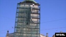 Музей Пінзеля у Львові на площі Митній