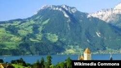 Швейцариянын табияты.