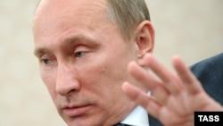 Vladimir Putin (file photo)