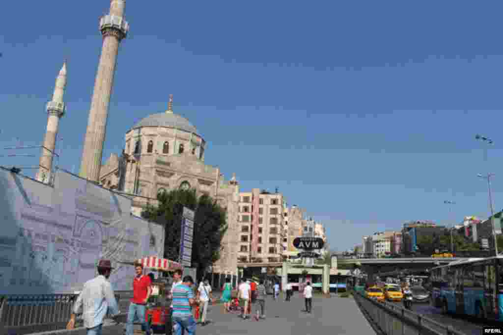 Стамбул: между Азией и Европой #10
