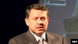 پادشاه اردن قرار بود در سفری چند ساعته به سرزمین های فلسطینی با محمود عباس دیدار کند.