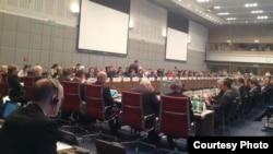 На заседании Парламентской Ассамблеи ОБСЕ в Вене
