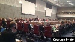 Austria/OSCE - The OSCE's Permanent Council discusses the Nagorno Karabakh conflict, Vienna,13Nov,2014