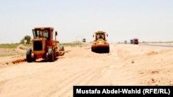 مشروع لشق طريق خارجي في كربلاء