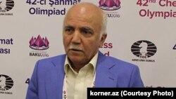 Fikrət Sideifzadə, Azərbaycanın şahmat üzrə yığmasının baş məşqçisi