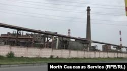 Завод «Электроцинк» во Владикавказе (архивное фото)