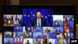 یکی از نشستهای اخیر اتحادیه اروپا