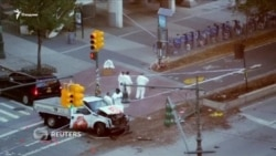 В Нью-Йорке задержан узбекистанец Сайфулло Саипов, подозреваемый в теракте, в котором погибли 8 человек