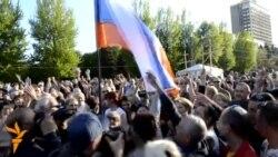 Separatists Declare 'People's Republic' In Ukraine's Luhansk