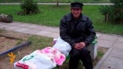 Магілёўскі бомж: «Мне 57 гадоў, зь іх я сядзеў 33»