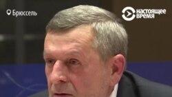 """""""Вооруженные собаки насаждают страх в Крыму"""": Чийгоз рассказывает в Брюсселе о пытках и похищениях"""