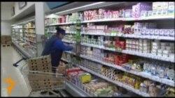 Москвичей не напугал запрет на ввоз продуктов из ЕС и США