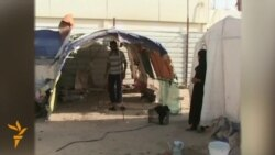 Iraqi IDPs Find Refuge At Abandoned Holiday Camp