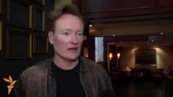 TV Comic Conan O'Brien On Armenian Tour