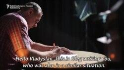 VIDEO: Oleg Sentsov's Letter To Vladislav Yesypenko