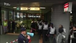На все буде рівно п'ять хвилин: у Токіо відбулися навчання на випадок ядерного удару (відео)