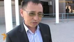 Адвокат Мұхтар Әлібиев