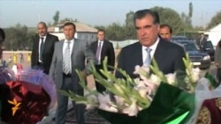 A Personality Cult Grows In Tajikistan
