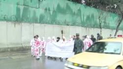 زامبی های کابل صلح میخواهند