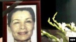 زهرا کاظمی بر اثر خونريزی مغزی ناشی از ضرباتی که بر سر او وارد آمده بود، در زندان درگذشت.