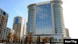 Azerbaijan -- JW Marriott Absheron hotel in Baku, 01Apr2012