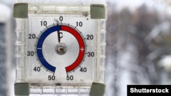 Синоптик: вночі 13 лютого на заході та півночі України похолоднішає до1-5 градусів морозу