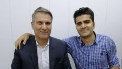 منوچهر بختیاری از زندان: تنها راه نجات ملت ایران، سقوط نظام است