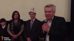"""Сафири Тоҷикистон дар бораи """"Номаҳо аз Қаротегин"""""""