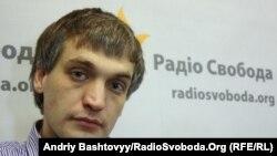 Құқық қорғаушы Дмитрий Гройсман. 11 қаңтар 2011 жыл.