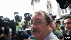 Mircea Basescu în 2014