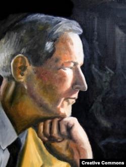 Эрик Роберт Морс. Портрет Жака Барзэна