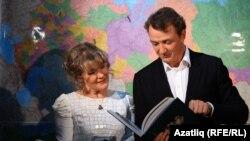 Наилә Фатехова һәм Марат Бәшәров