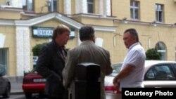 Один из снимков Жаныша Бакиева, предположительно сделанный в Минске 17 августа 2012 года.