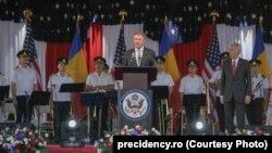Recepția de Ziua Independenței oferită de Ambasada SUA la București-4 iulie 2019