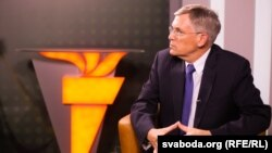 Скот Роланд на Радыё Свабода