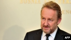 Bakir Izetbegovic, the Muslim member of Bosnia's presidency