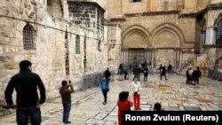 იერუსალიმი, მაცხოვრის საფლავის ტაძარი