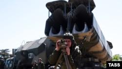 """Российский оборонительный комплекс """"Бастион"""" в Крыму"""