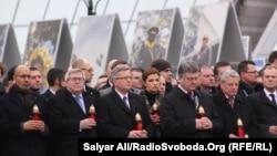 Марш гідності у Києві, 22 лютого