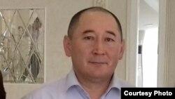 Бакыт Рысбеков.