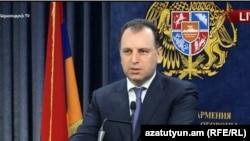 Վիգեն Սարգսյան․ Հայաստանում հեղափոխություն տեղի չի ունեցել